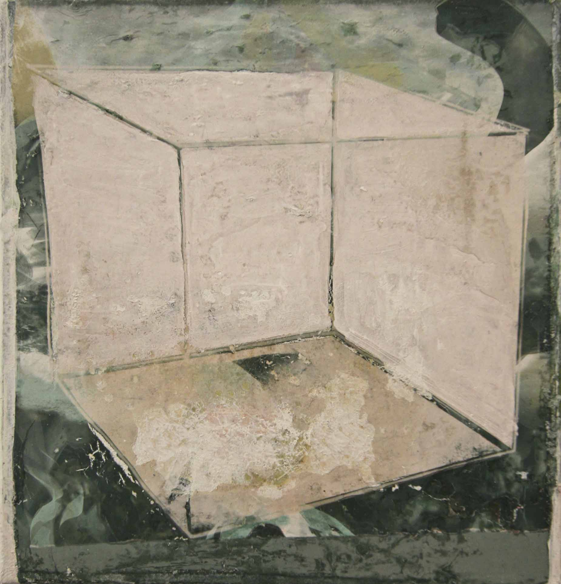 Cube, Canvas, Room small